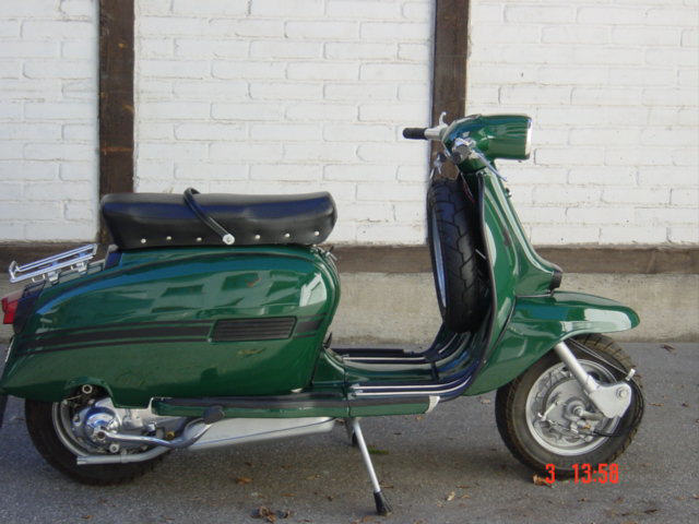lambretta dl 125 stage 4 lambretta li gp sx tv etc gsf das vespa lambretta forum. Black Bedroom Furniture Sets. Home Design Ideas